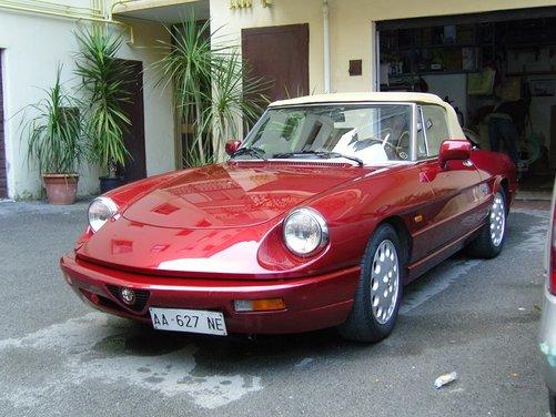 Alfa Romeo Duetto, una delle più longeve del Biscione - Foto 6 di 13