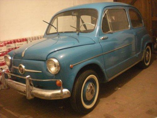 Fiat 600, l'icona del boom economico - Foto 9 di 13