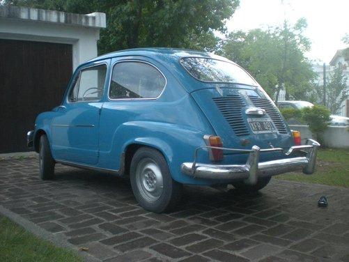 Fiat 600, l'icona del boom economico - Foto 10 di 13