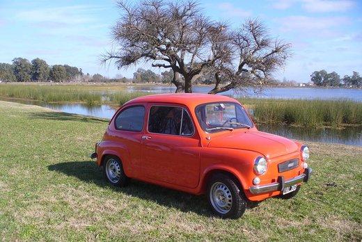 Fiat 600, l'icona del boom economico - Foto 13 di 13