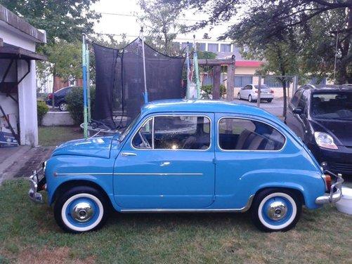 Fiat 600, l'icona del boom economico - Foto 6 di 13