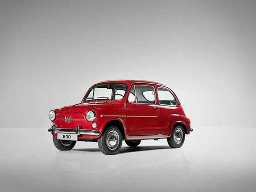 Fiat 600, l'icona del boom economico