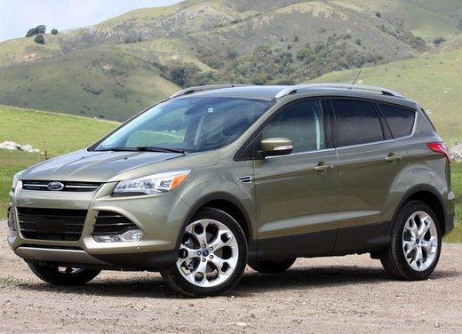 Ford richiama oltre 400.000 vetture in Nord America