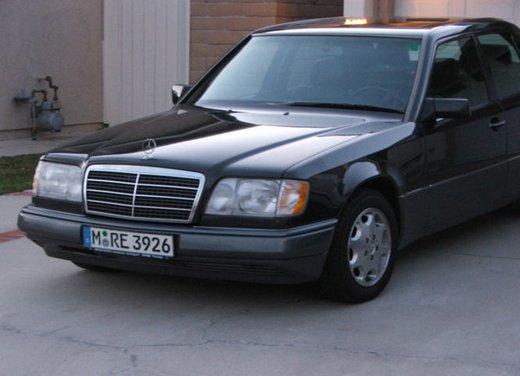 Mercedes W124 la storica versione della Classe E - Foto 7 di 10