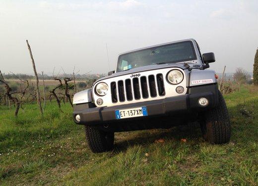 Jeep Wrangler, prova su strada e non solo - Foto 6 di 20