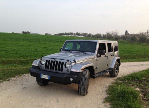 Jeep Wrangler, prova su strada e non solo - Foto 8 di 20