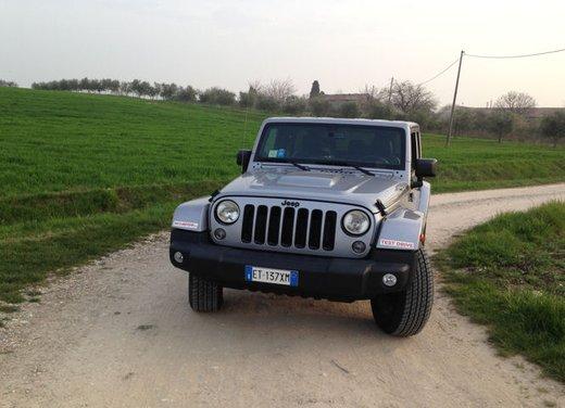 Jeep Wrangler, prova su strada e non solo - Foto 9 di 20