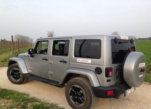 Jeep Wrangler, prova su strada e non solo - Foto 12 di 20