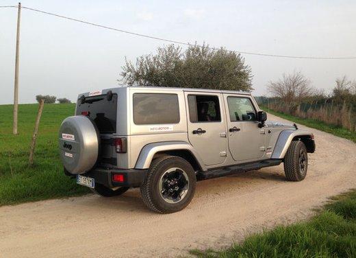 Jeep Wrangler, prova su strada e non solo - Foto 15 di 20