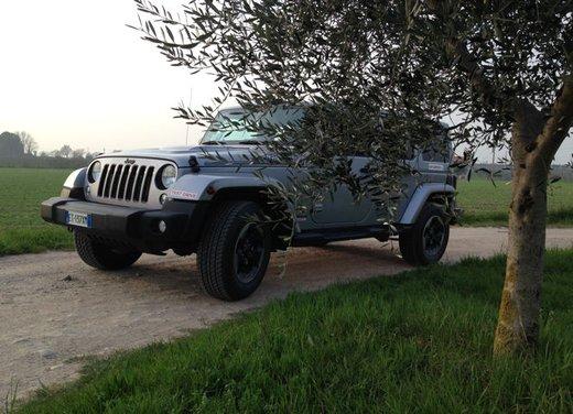 Jeep Wrangler, prova su strada e non solo - Foto 19 di 20