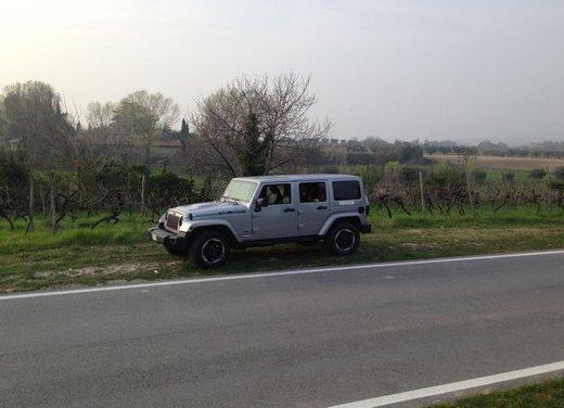 Jeep Wrangler, prova su strada e non solo - Foto 2 di 20