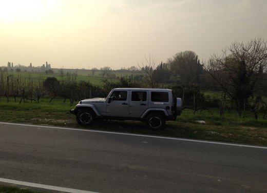 Jeep Wrangler, prova su strada e non solo - Foto 3 di 20