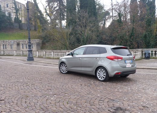 Kia Carens long test drive - Foto 14 di 22