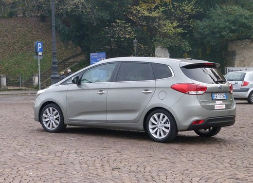 Kia Carens long test drive - Foto 15 di 22