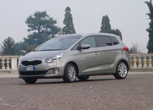 Kia Carens long test drive - Foto 19 di 22