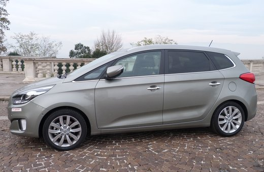 Kia Carens long test drive - Foto 1 di 22