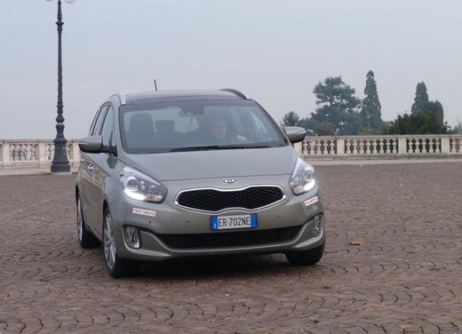 Kia Carens long test drive - Foto 21 di 22