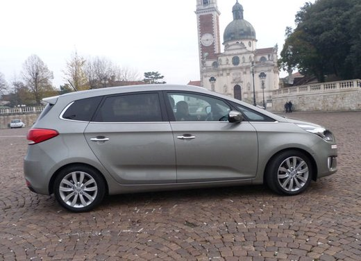 Kia Carens long test drive - Foto 22 di 22