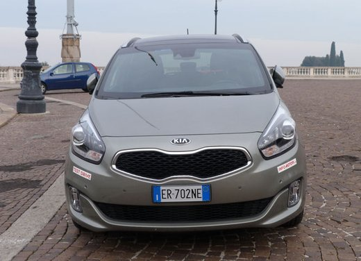 Kia Carens long test drive - Foto 3 di 22