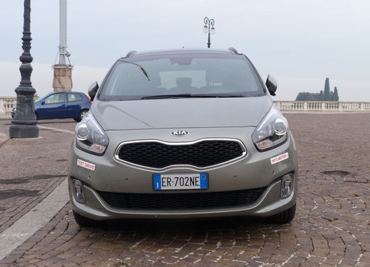 Kia Carens long test drive - Foto 4 di 22