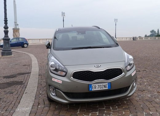 Kia Carens long test drive - Foto 8 di 22