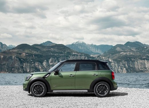 Nuova Mini Countryman debutto al Salone di New York - Foto 24 di 30