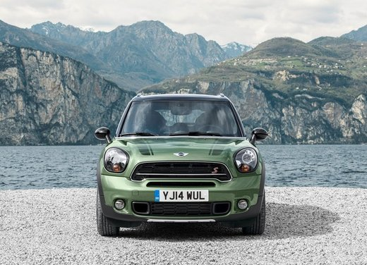 Nuova Mini Countryman debutto al Salone di New York - Foto 25 di 30