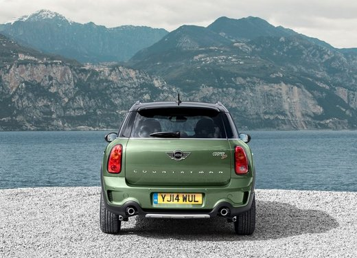 Nuova Mini Countryman debutto al Salone di New York - Foto 26 di 30