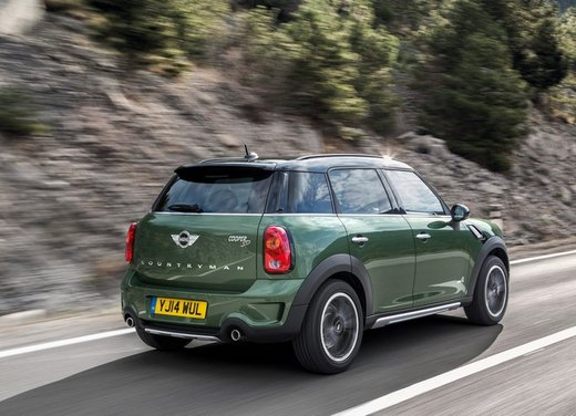 Nuova Mini Countryman debutto al Salone di New York - Foto 28 di 30