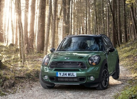 Nuova Mini Countryman debutto al Salone di New York - Foto 29 di 30