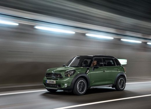 Nuova Mini Countryman debutto al Salone di New York - Foto 30 di 30