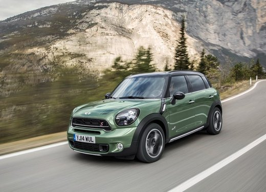 Nuova Mini Countryman debutto al Salone di New York - Foto 5 di 30