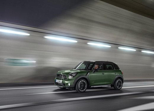 Nuova Mini Countryman debutto al Salone di New York - Foto 1 di 30