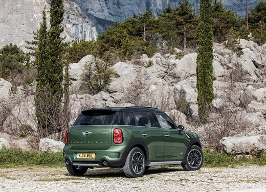 Nuova Mini Countryman debutto al Salone di New York - Foto 6 di 30