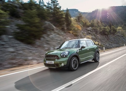Nuova Mini Countryman debutto al Salone di New York - Foto 7 di 30