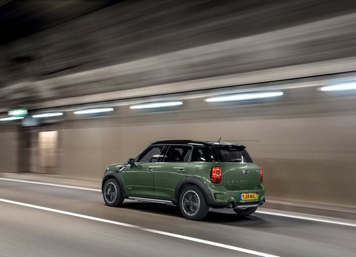 Nuova Mini Countryman debutto al Salone di New York - Foto 8 di 30