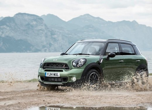 Nuova Mini Countryman debutto al Salone di New York - Foto 9 di 30