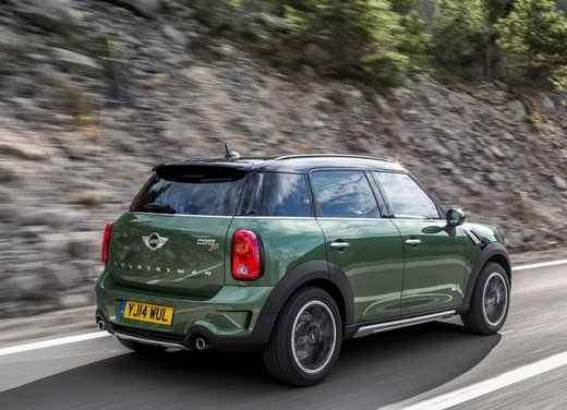 Nuova Mini Countryman debutto al Salone di New York - Foto 10 di 30