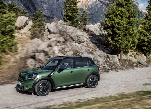 Nuova Mini Countryman debutto al Salone di New York - Foto 11 di 30