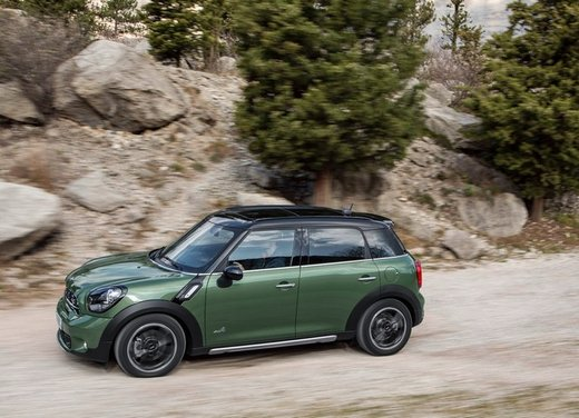 Nuova Mini Countryman debutto al Salone di New York - Foto 12 di 30