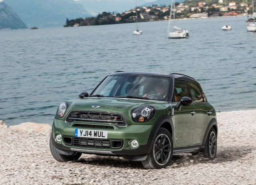 Nuova Mini Countryman debutto al Salone di New York - Foto 13 di 30