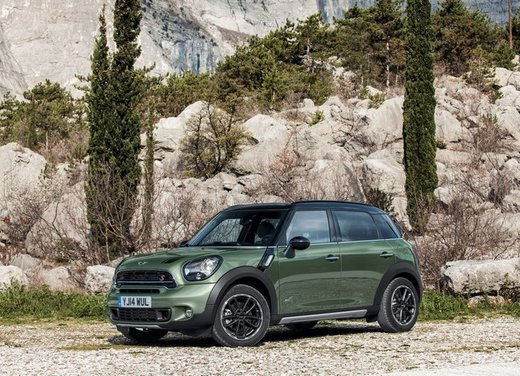 Nuova Mini Countryman debutto al Salone di New York - Foto 21 di 30