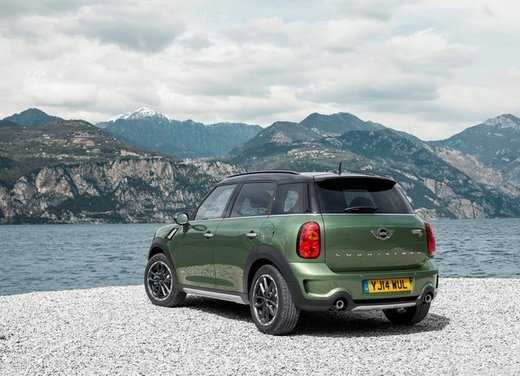Nuova Mini Countryman debutto al Salone di New York - Foto 23 di 30