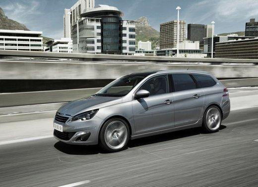Nuova Peugeot 308 SW - Foto 1 di 23