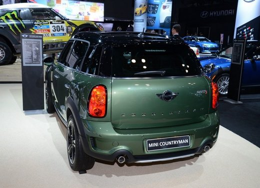 Nuova Mini Countryman debutto al Salone di New York - Foto 4 di 30
