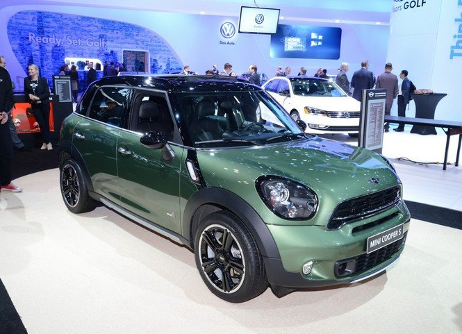 Nuova Mini Countryman debutto al Salone di New York