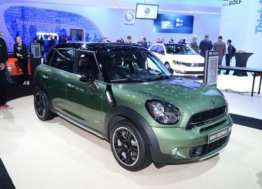 Nuova Mini Countryman debutto al Salone di New York - Foto 2 di 30