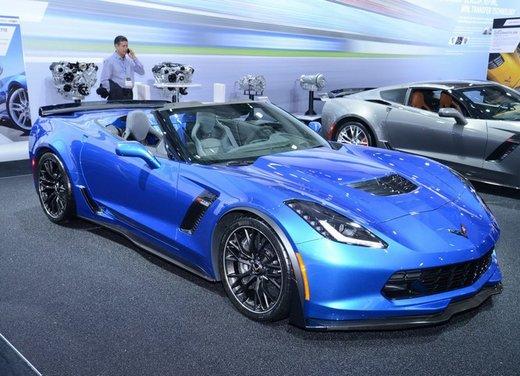 Le sportive al Salone dell'Auto di New York 2014 in un'ampia gallery - Foto 10 di 11
