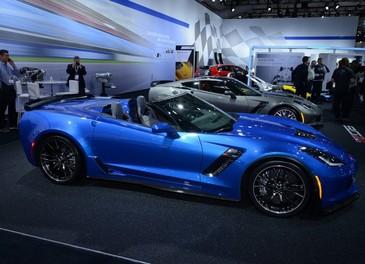 Le sportive al Salone dell'Auto di New York 2014 in un'ampia gallery - Foto 11 di 11