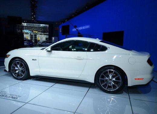 Le sportive al Salone dell'Auto di New York 2014 in un'ampia gallery - Foto 7 di 11
